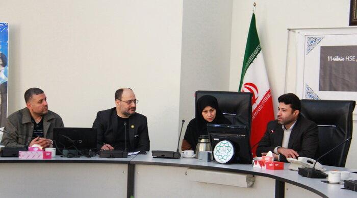 شهرداری منطقه 11 رتبه برتربهداشت، ایمنی و محیط زیست را در شهر تهران کسب کرد