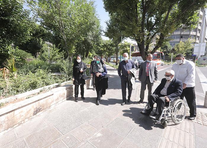تهران شهری برای همه