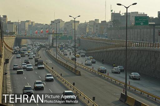 افزایش غلظت برخی آلایندهها در تهران