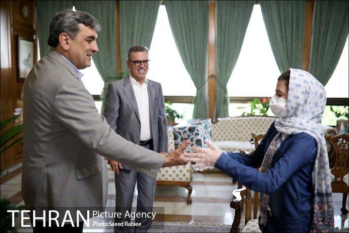 دختر تهرانی به آرزویش رسید