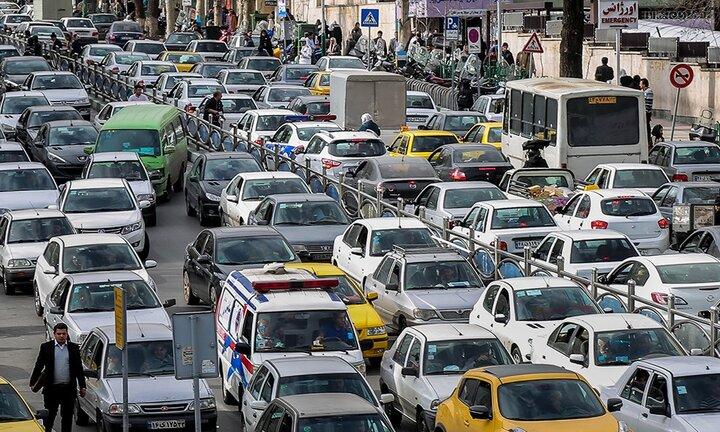 طرح ترافیک 7بار توسط ستاد ملی مقابله با کرونا لغو شد